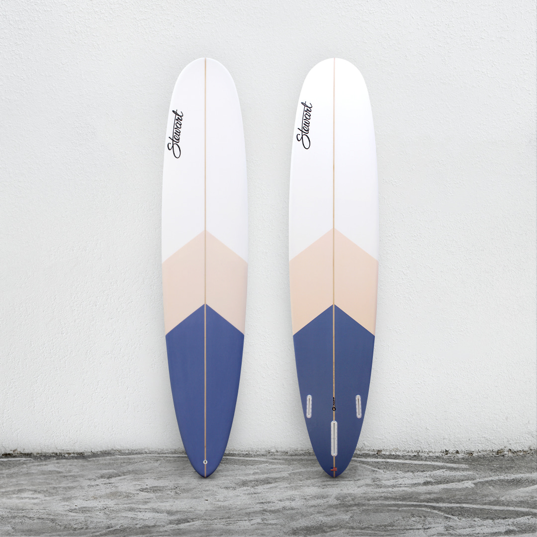 "RPM 9'0"" White/Peach/TwilightPurple"