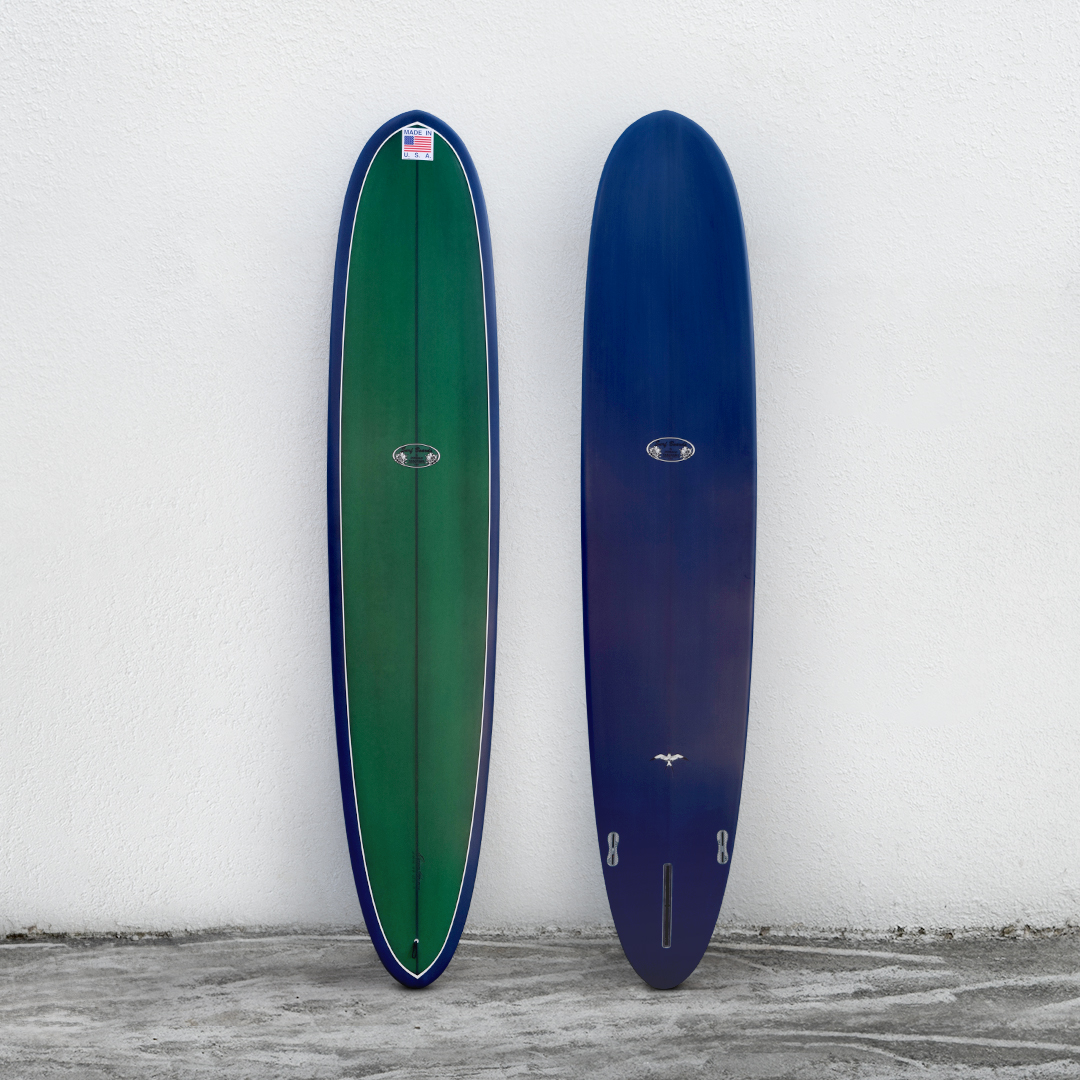 "DT-2 9'4"" DarkGreen/Blue"