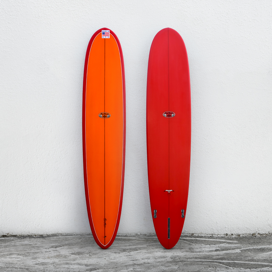 "DT-2 9'4"" Orange/Red"