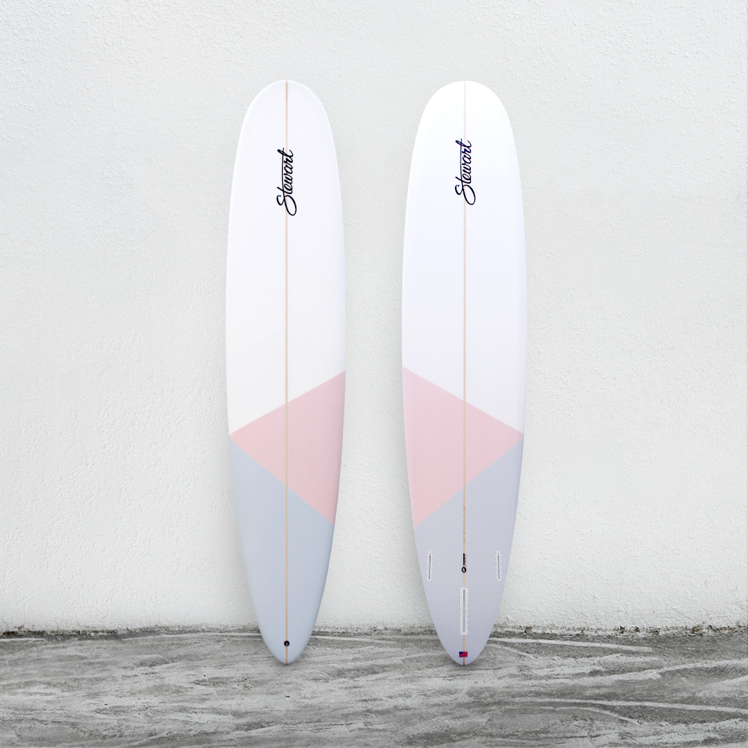 "Redline 11 9'0"" White/BarelyPink/IllusionBlue"