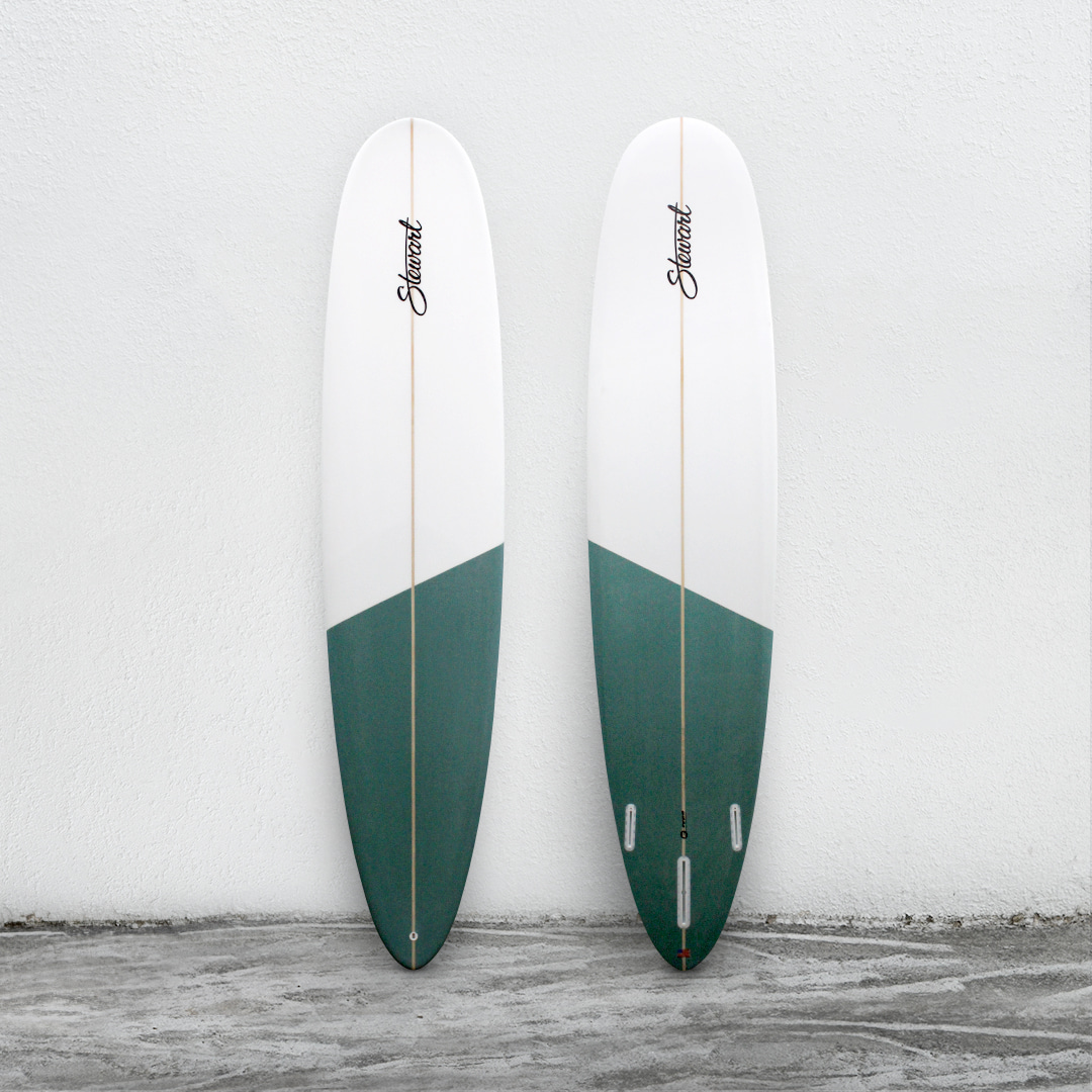 Redline 11 9'0'' White/BottleGreen