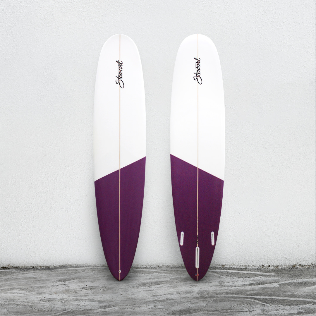 "Redline 11 9'0"" White/SunsetPurple"