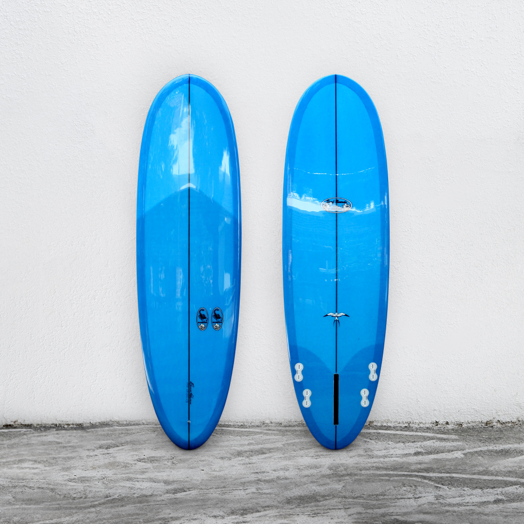 "Scorpion II 6'4"" MalibuBlue"
