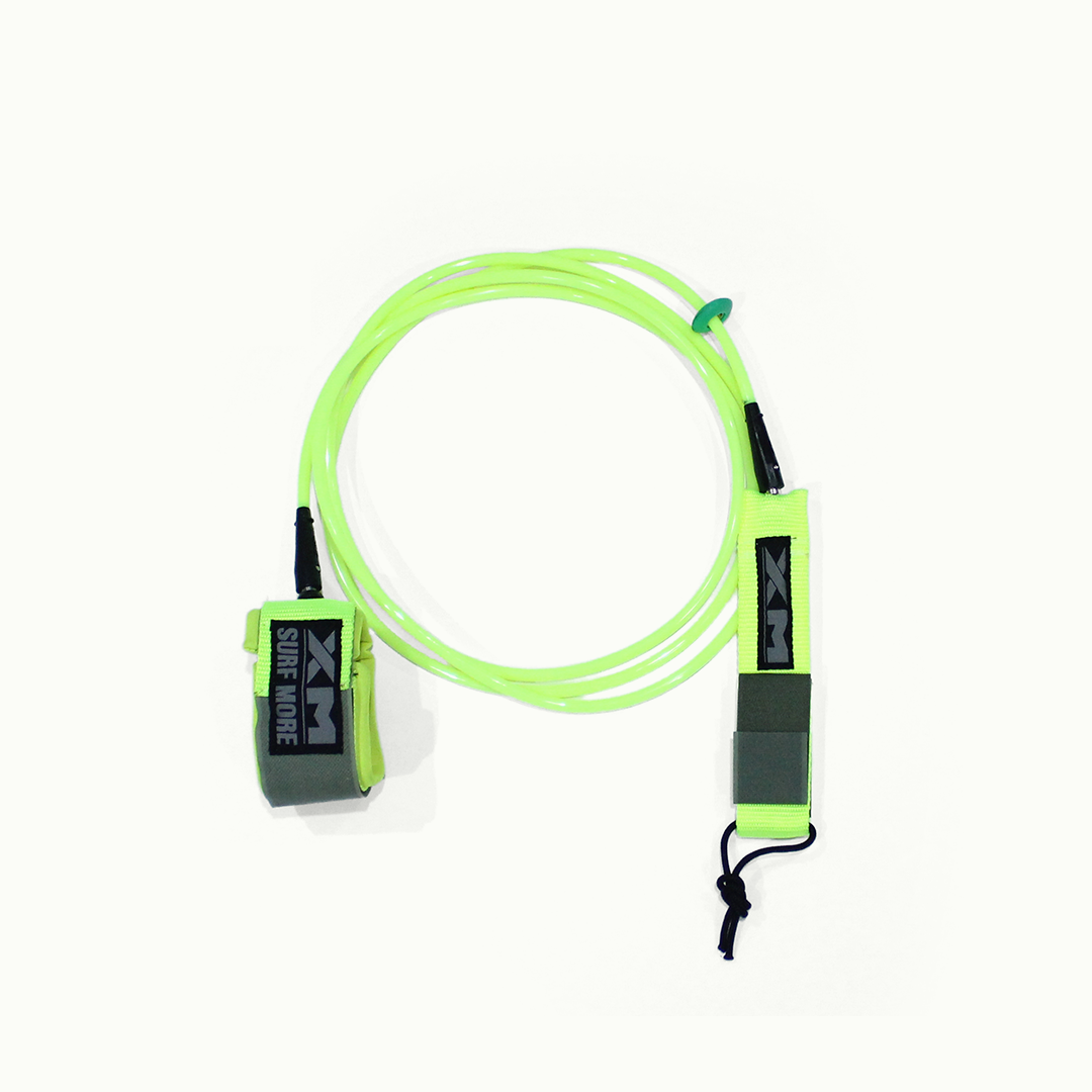 TANGLE-FREE Leash REGULAR 6' - Lime